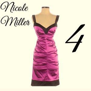 Nicole Miller Party Dress